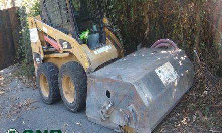 GNR recuperou máquina furtada em Vila das Aves