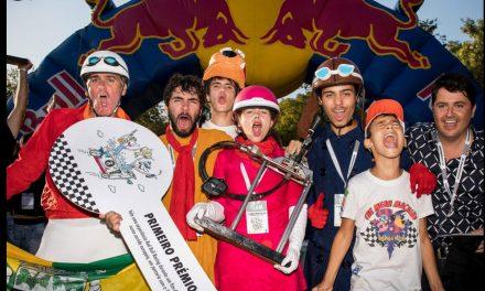 Equipa de Famalicão ganhou Corrida Mais Louca do Mundo