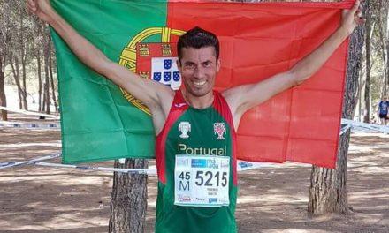 Davide Figueiredo vice-campeão do Mundo