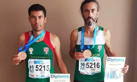 Irmãos Figueiredo arrecadam mais duas medalhas no Campeonato do Mundo de Masters