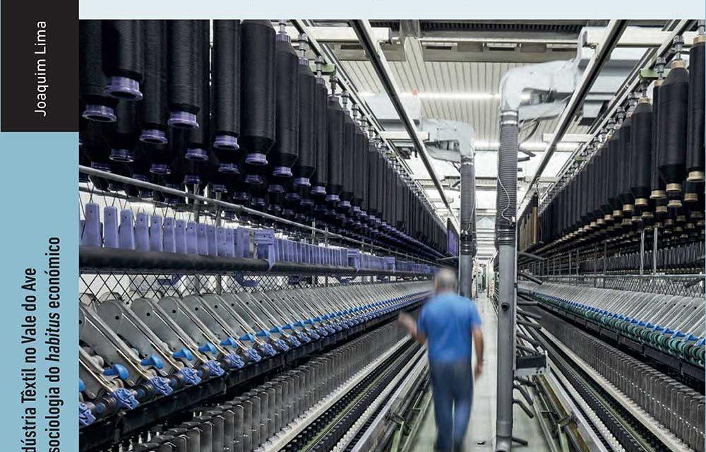 Famalicense publica livro sobre os empresários do têxtil do Vale do Ave