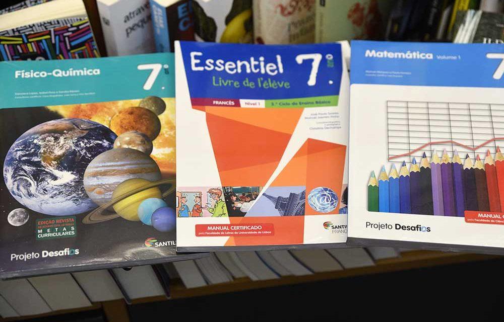 Câmara de Famalicão oferece livros escolares ao 7.º ano e fichas de apoio ao 1.º ciclo
