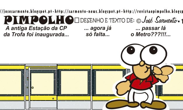 Cartoon – O Pimpolho