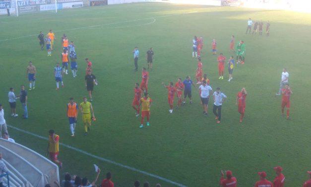 Taça: Trofense e S. Martinho seguem em frente, Oliveirense eliminada