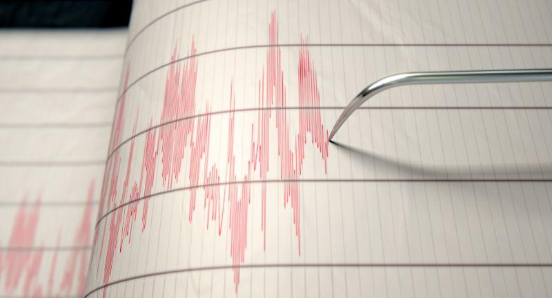 Sismo de magnitude 4.6 sentido no Norte