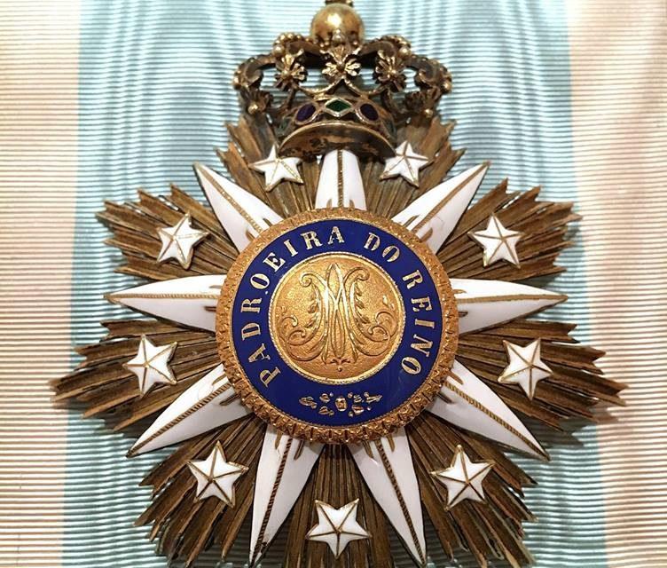 A. H. Bombeiros Voluntários de Famalicão recebem Medalha de Mérito de Nossa Senhora da Conceição de Vila Viçosa – Padroeira do Reino