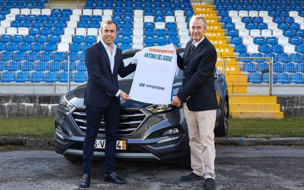 Futebol Clube Famalicão e Hyundai assinam parceria