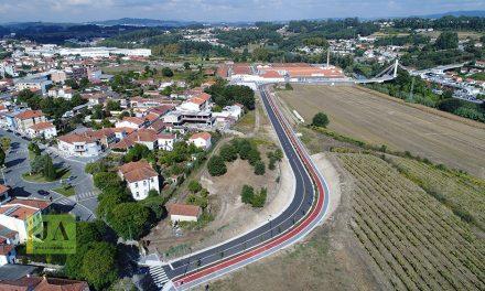 Santo Tirso ganha nova entrada na cidade
