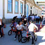 Santo Tirso leva ciclismo à escola