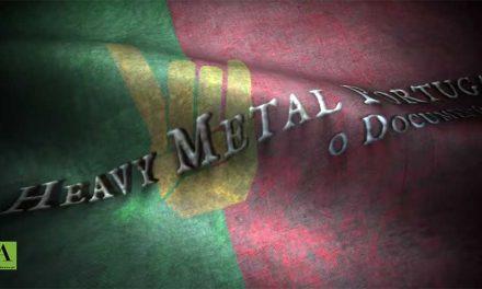 Primeiro documentário do heavy-metal com  ante-estreia em Santo Tirso (c/ vídeo)