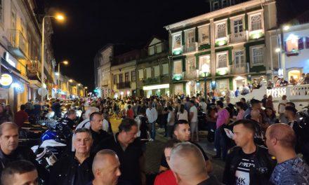 "Câmara de Santo Tirso considera ""desproporcionada e injustificada a dimensão do dispositivo policial"" na Quinta a Fundo"