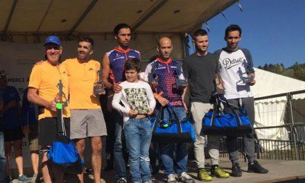Tirsenses conquistam 1.º lugar em prova  internacional de ultra trail