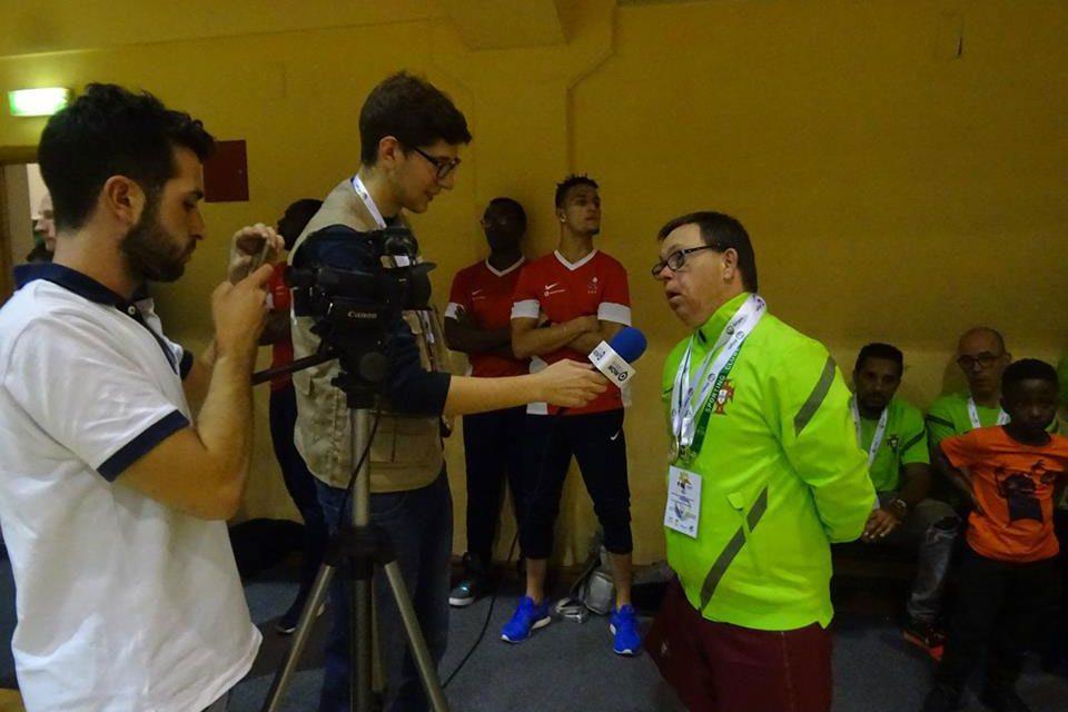 Tirsense representa Portugal no Campeonato da Europa Síndrome de Down de Futsal