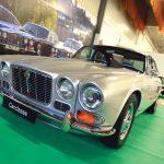 Os 50 anos do Jaguar XJ  no Museu do Automóvel