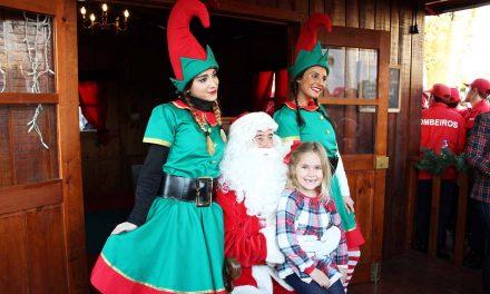 Pai Natal chega a Famalicão neste domingo