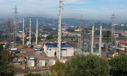 EDP Distribuição está a remodelar subestação de S. Martinho do Campo