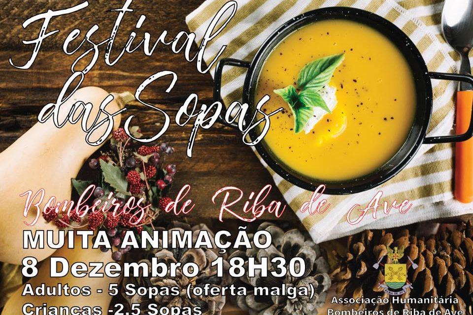 Bombeiros de Riba de Ave organizam Festival de Sopas