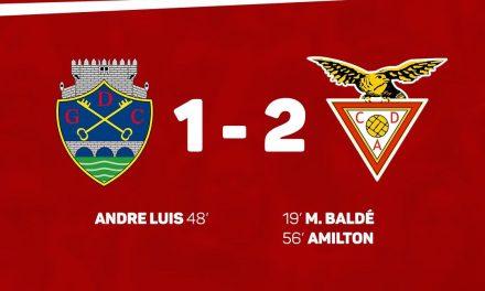 Aves venceu em Chaves