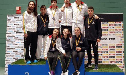 Karaté: Portugueses treinados por tirsense medalhados em torneio internacional