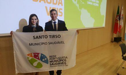 Santo Tirso é município saudável