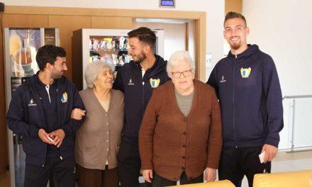 FC Famalicão de visita à Mais Plural