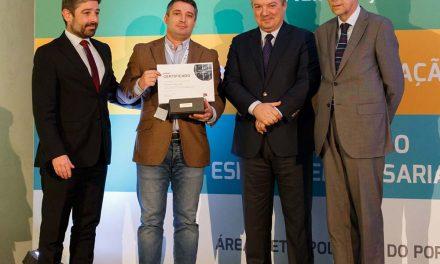 Empresários de Santo Tirso distinguidos pela Área Metropolitana do Porto