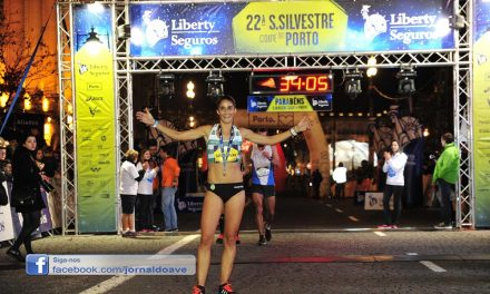 Sara Moreira e Rui Pedro Silva correm a S. Silvestre do Porto