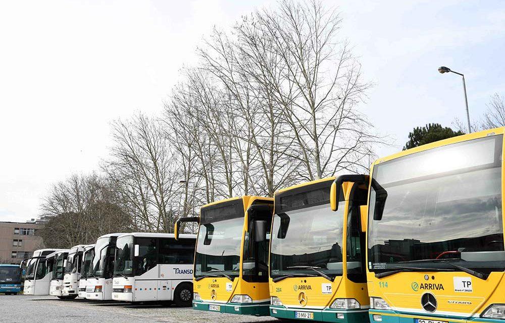 Alunos de Famalicão com transporte gratuito em todos os níveis de ensino