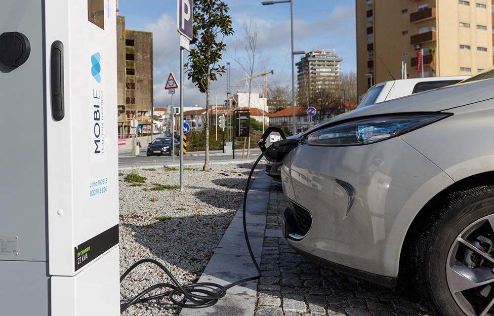 Carregamento de veículos elétricos já é possível em Santo Tirso