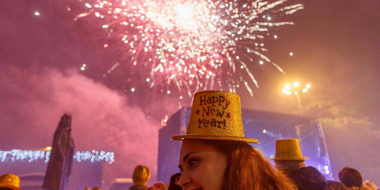 Câmara de Santo Tirso convida a entrar em 2019 na Praça 25 de Abril