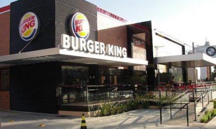 Burger King de Santo Tirso abre dia 31 de dezembro