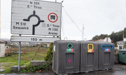 Santo Tirso tem 30 novos pontos de recolha seletiva de lixo