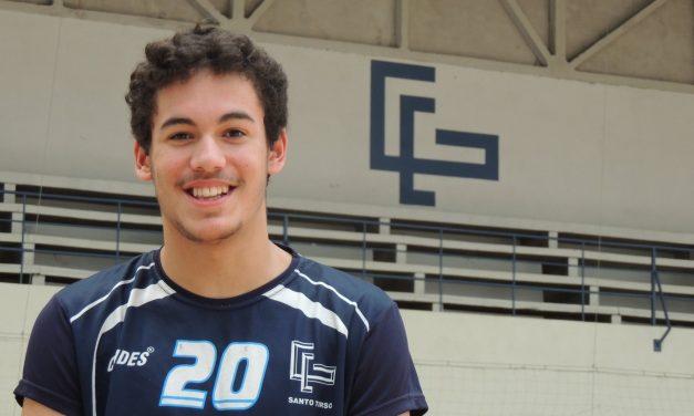 Atleta de Voleibol do Ginásio de Santo Tirso sofreu AVC e faleceu