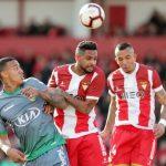 Aves venceu o Vitória de Setúbal na estreia de Inácio