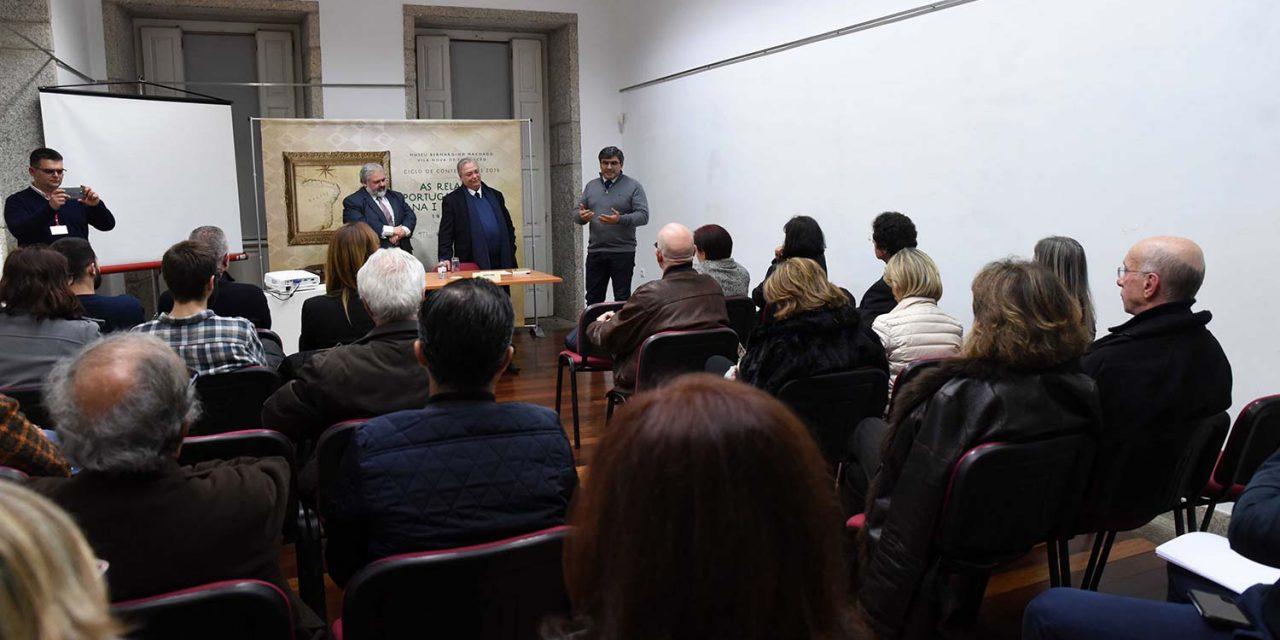 Museu Bernardino Machado recebe novo ciclo de conferências com casa cheia