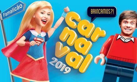 Carnaval de Famalicão quer brincadeira