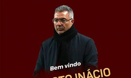 Inácio é o novo treinador do Aves