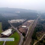 """""""Maior terminal rodoferroviário"""" da Península Ibérica abre em 2020, em Famalicão"""