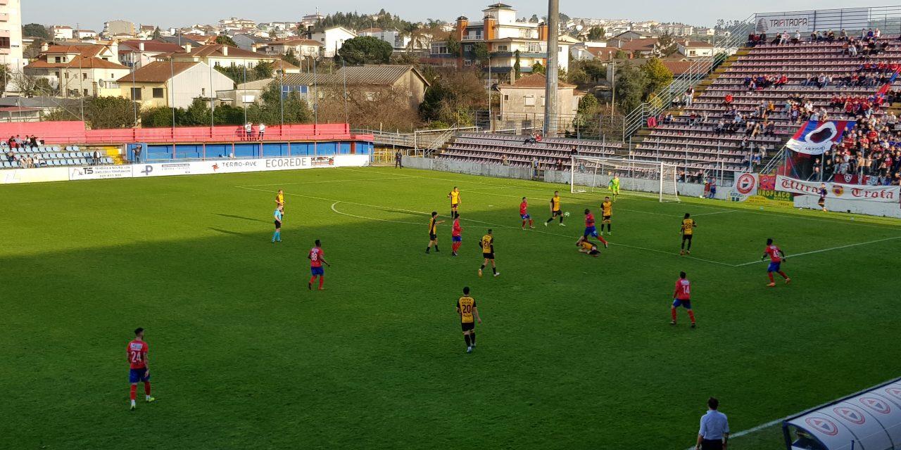 Campeonato de Portugal: Trofense segurou 2.° lugar, S. Martinho subiu ao 5.°