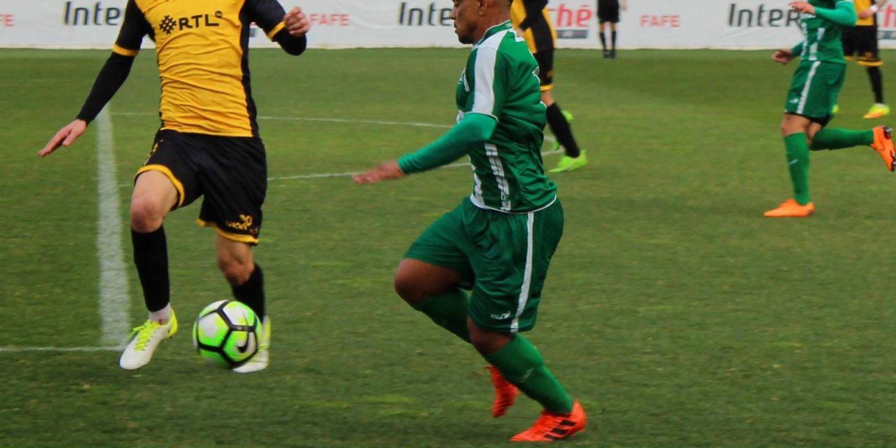 Campeonato de Portugal: S. Martinho perde e cede 4.° lugar