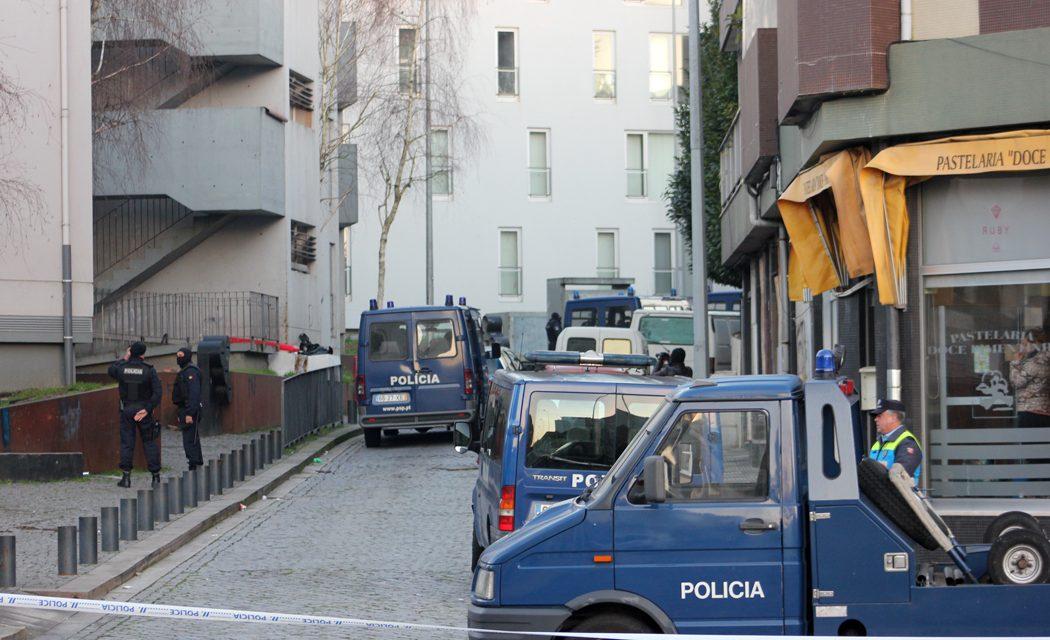 Dois menores entre os sete detidos por suspeita de consumar assaltos em Famalicão