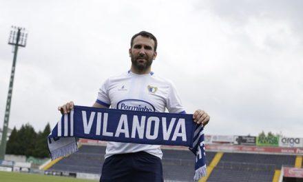 """Sérgio Vieira: """"Famalicão tem de estar focado nos seus objetivos"""""""