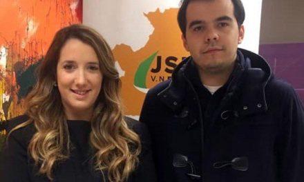 Joana Santos Silva eleita presidente da JSD de Famalicão