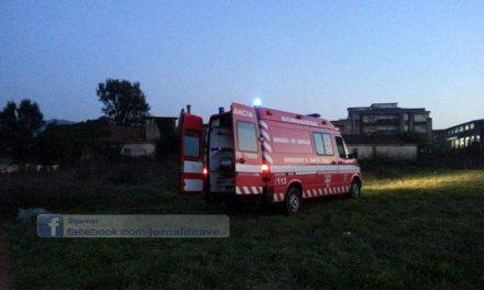 Incidente com paramotor assusta em Santo Tirso