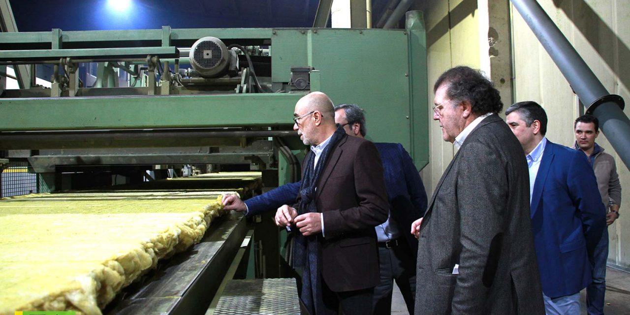 Termolan foi visitada pelo executivo municipal