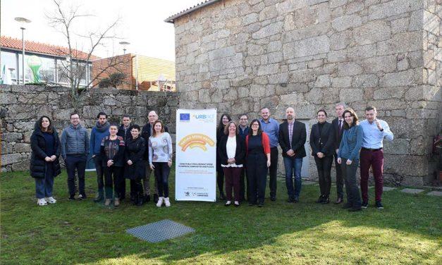 Famalicão recebe representantes europeus do programa Urbact