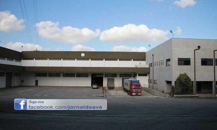 Antigas instalações tinturaria Vale de Tábuas em recuperação