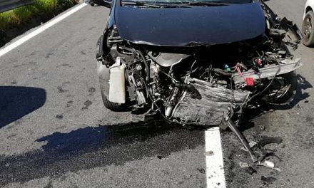 Dois acidentes provocam quatro feridos em Famalicão