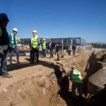 Obras na Ermida, em Santo Tirso, para atrair novos investidores