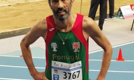 """Joaquim Figueiredo de """"bronze"""" no Campeonato do Mundo"""
